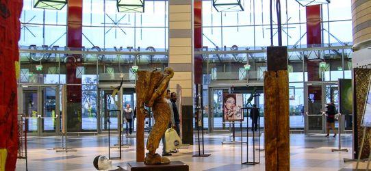 Wystawa w Silesia City Center Katowicach
